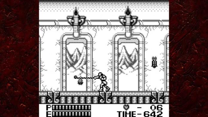 Castlevania Anniversary Collection Review - Captura de pantalla 5 de 6