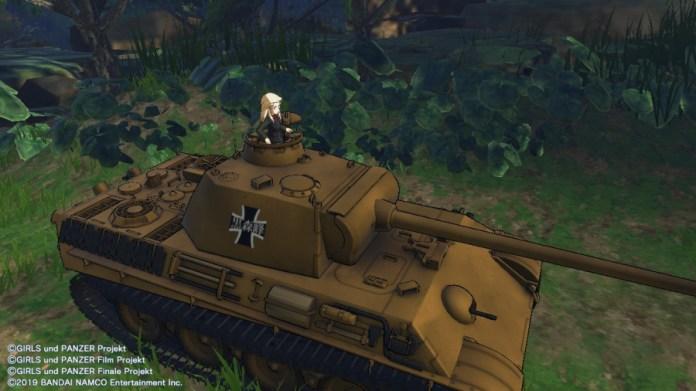 Girls Und Panzer: Dream Tank Match DX Review - Screenshot 7 of 7