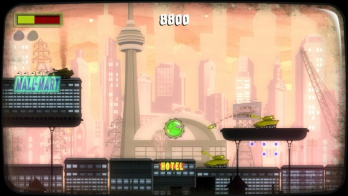 Tales From Space: Mutant Blobs Attack Review - Screenshot 2 of 5