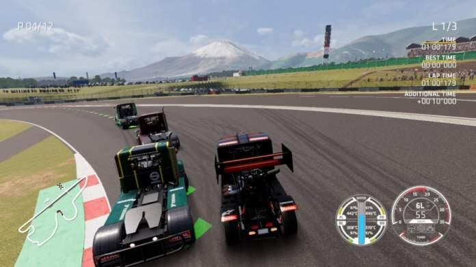 FIA European Truck Racing Championship Review - Screenshot 2 of 4