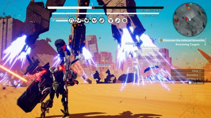 Review of Daemon X Machina - Screenshot 6 of 7