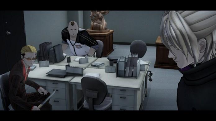 AI: The Somnium Files Review - Screenshot 6 of 7