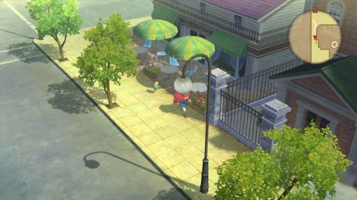 Ni no Kuni: The Wrath of the White Witch Review - screenshot 8 of 9