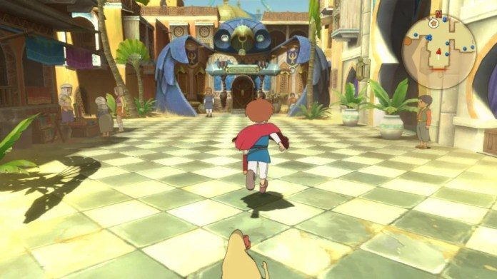 Ni no Kuni: The Wrath of the White Witch Review - Screenshot 3 of 9