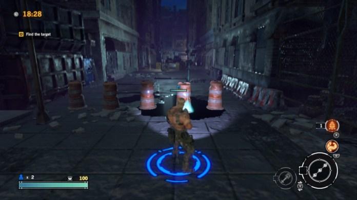 Contra: Rogue Corps Review - Screenshot 2 of 4