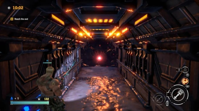 Contra: Rogue Corps Review - Screenshot 3 of 4