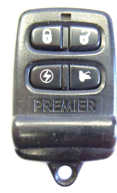Compustar Keyless Remote Control Starter Entry Transmitter Key Fob