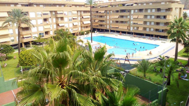 Alquiler de apartamento en denia, en la urbanización castillo playa, costa blanca (alicante). Alquiler apartamento en Denia, Comunidad Valenciana con ...
