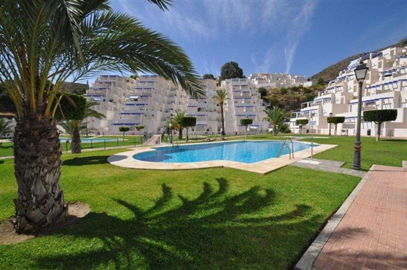 Imagen alquilo apartamento en mojacar playa. Alquiler apartamento en Mojácar, Andalucía con piscina ...