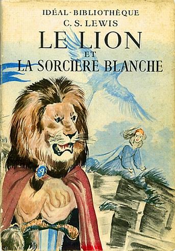le lion et la sorciere blanche