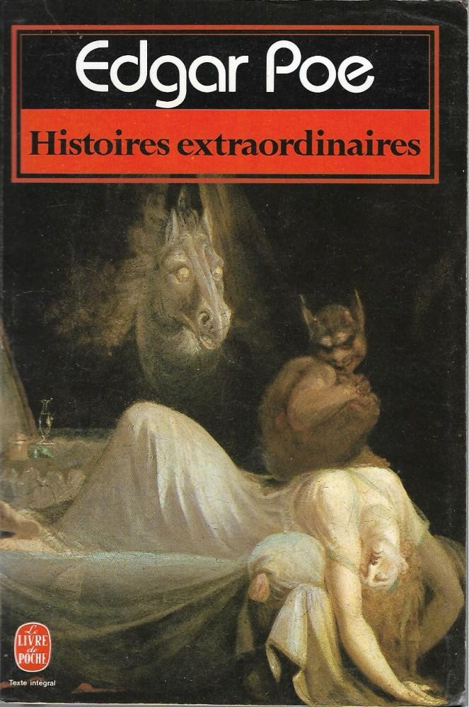 Edgar Allan Poe Histoires Extraordinaires : edgar, allan, histoires, extraordinaires, Histoires, Extraordinaires, Edgar, Allan, Fiche, Livre, Critiques, Adaptations, NooSFere