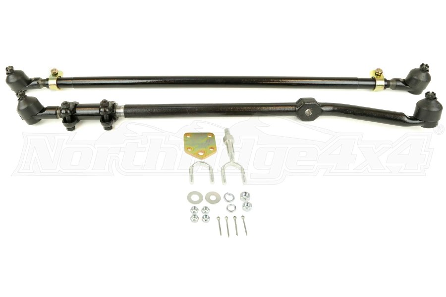 Currie Enterprises Currectlync Heavy Duty Tie Rod and Drag