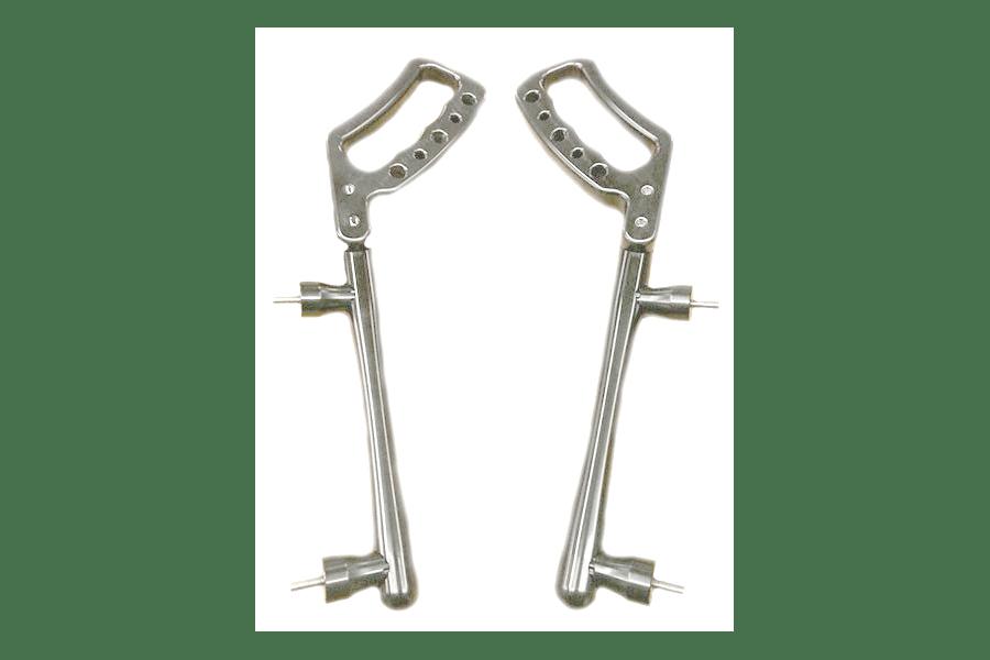 Carolina Metal Master Billet Aluminum Rear Loop Grab