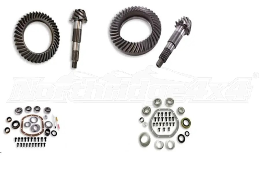 Non Rubicon DANA 3044 Gear Package and Master Overhaul