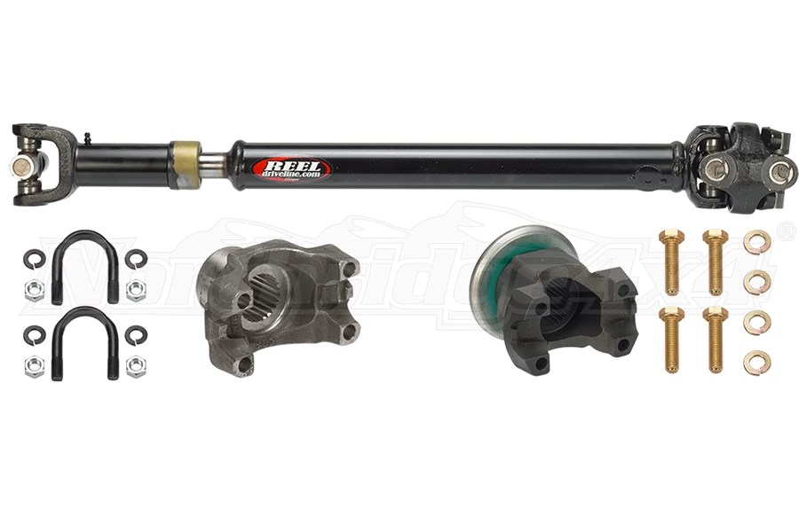 Jeep JK JE Reel 1310 Heavy Duty CV DriveLine Front AT