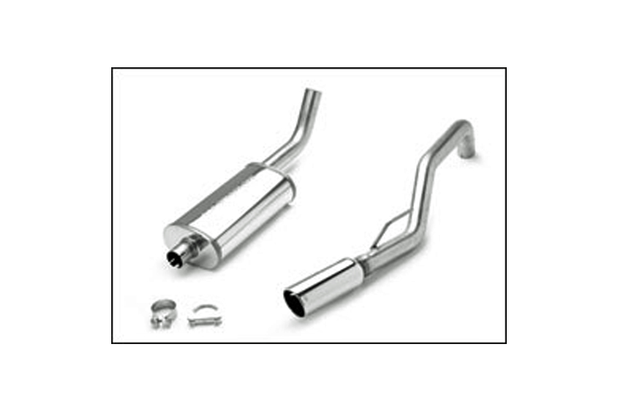 Jeep WJ Magnaflow Stainless CatBack System Performance