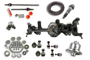 Jeep TJ Dynatrac ProRock 44 Unlimited TJ Package Assembled