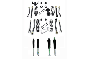 Jeep JK 4DR Teraflex 3in Lift Kit W8 Control Arms and