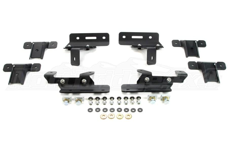Jeep JK Maximus3 Hardware and Brackets for Rhino Rack