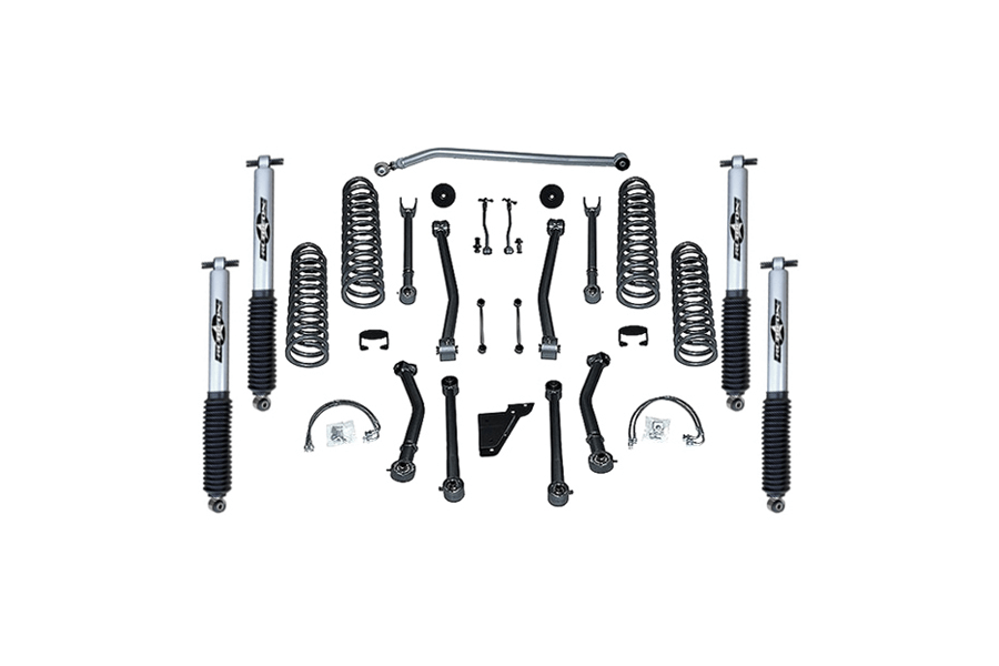 Jeep JK 2DR Rubicon Express SuperFlex 35in Short Arm Lift