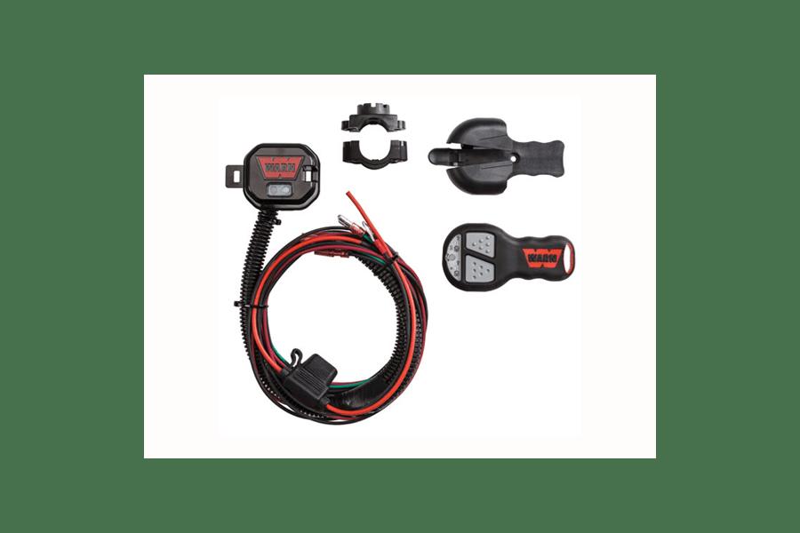 Warn ATV Side X Side Motorcycle Winch Wireless Remote