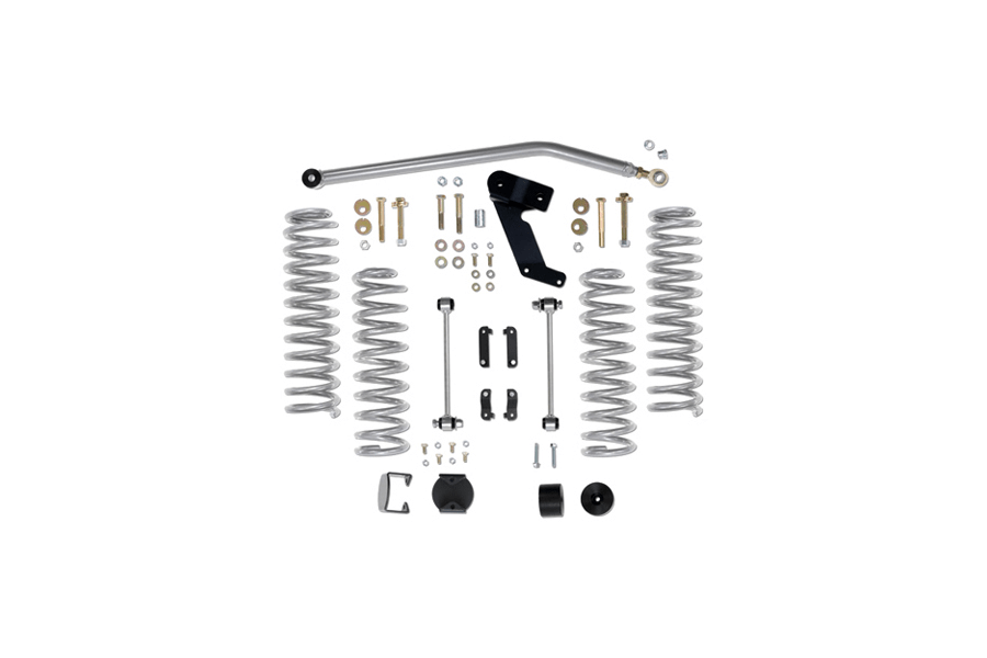 Jeep JK 2DR Rubicon Express 35in Standard Coil Lift Kit