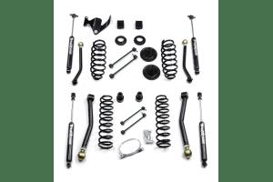 Jeep JK 2DR Teraflex 3in Lift Kit W4 Flexarms 9550 Shocks