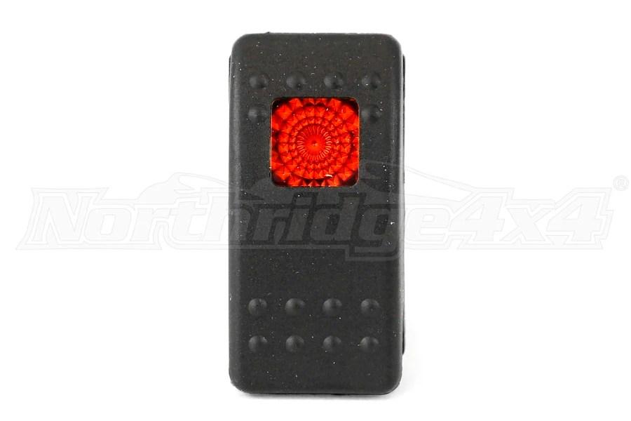illuminated marine rocker switches 70 volt speaker wiring diagram daystar switch amber led | ku80013 - free shipping