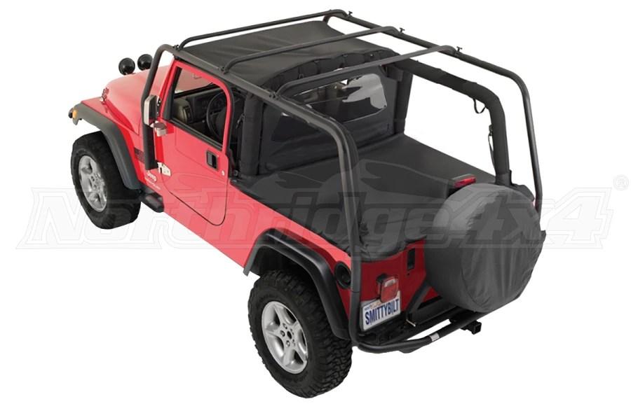 jeep lj roof rack