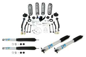 Jeep Lift Kits from AEV, ARB/OME, BDS Suspension, Clayton
