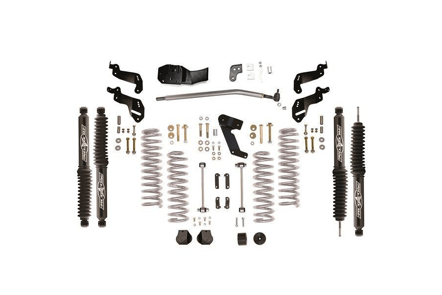 Jeep JK 4DR Rubicon Express Sport Lift Kit 35in wTwin Tube