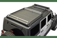 Jeep JK 4dr Kargo Master LowPro Roof Rack System - Jeep ...