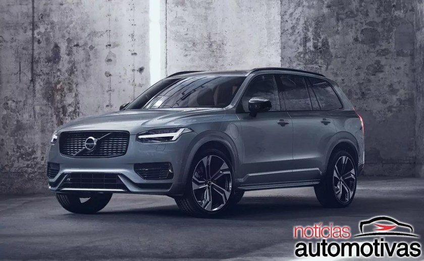 Volvo XC90 2022 retains 95% of contaminants and part of BRL 469,950