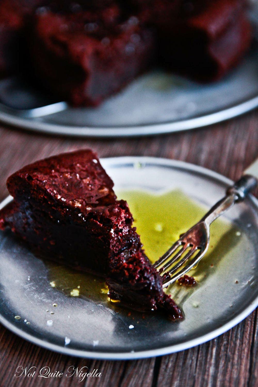 Chocolate Amp Olive Oil Cake Not Quite Nigella