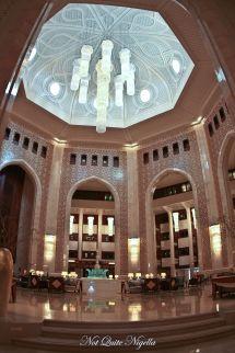 Al Bustan Palace Muscat Oman Nigella