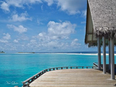 Finolhu Maldives resort review @ Not Quite Nigella