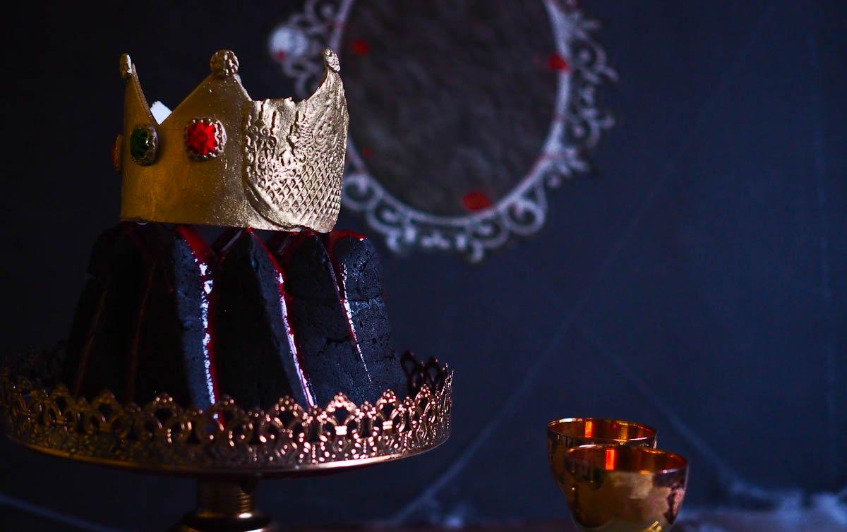 Halloween Surprise Bundt Cake Not Quite Nigella