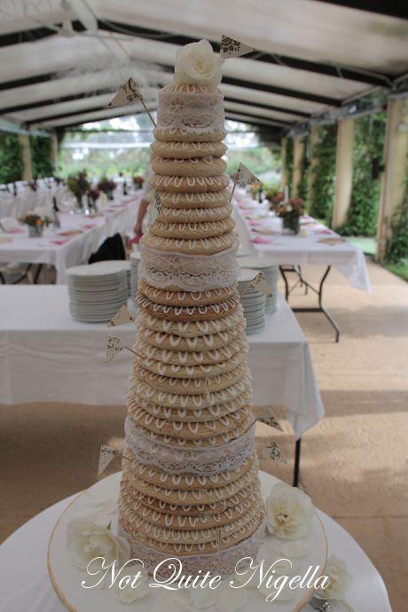 Kransekake A Danish Wedding Cake Not Quite Nigella