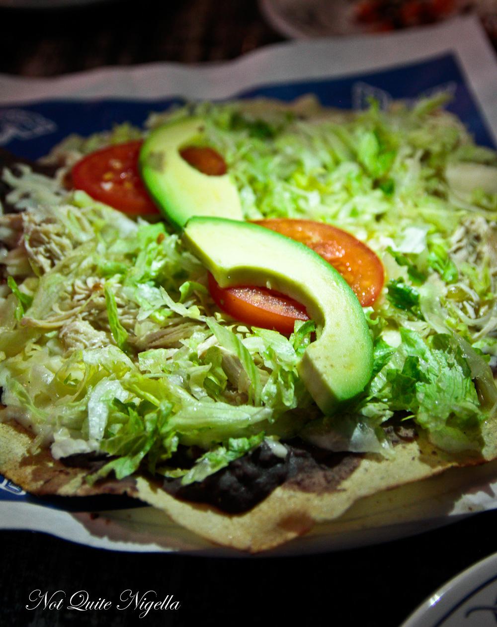 San Antonio Food @ Not Quite Nigella