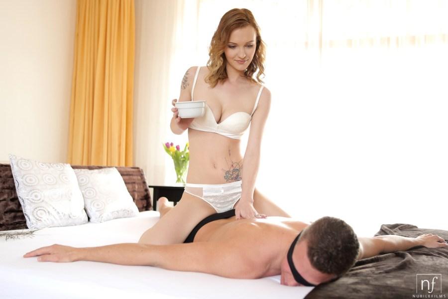 NubileFilms.com - Belle Claire,Ricky Rascal: Sense Of Pleasure - S24:E9