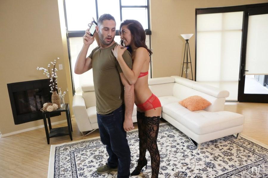 NubileFilms.com - Damon Dice,Kara Faux: Sex Bomb - S23:E30