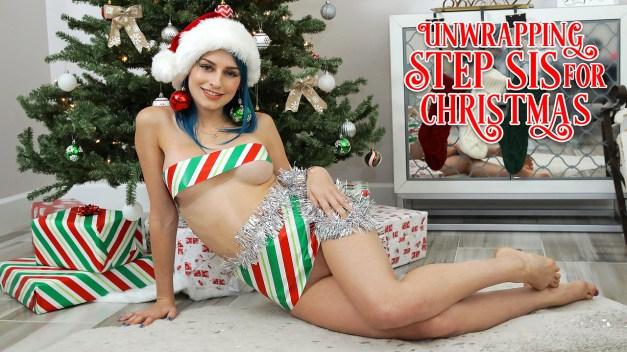 Bratty Sis - Unwrapping Step Sis For Christmas - S12:E5