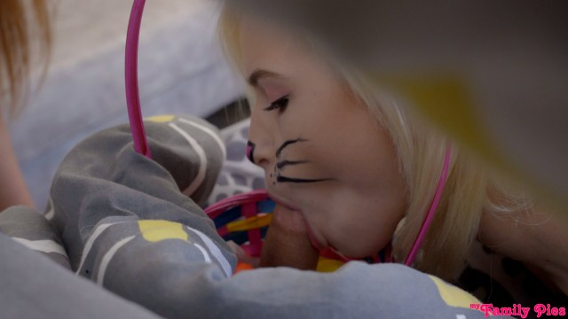MyFamilyPies.com - Kiara Cole,Scarlett Mae: What Happens On Easter - S8:E1