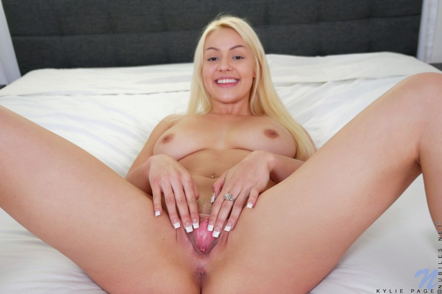 Nubiles.net - Kylie Page: Cum For You