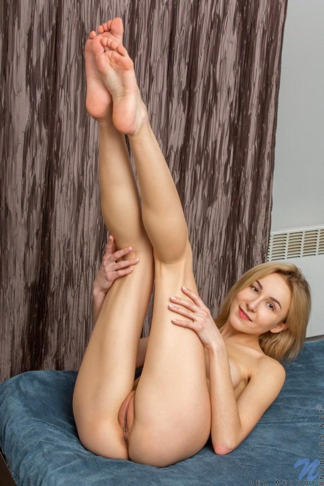 Nubiles.net - Lea Melody: Cumming Cutie