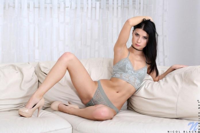 Nubiles.net - Nicol Black: Russian Beauty