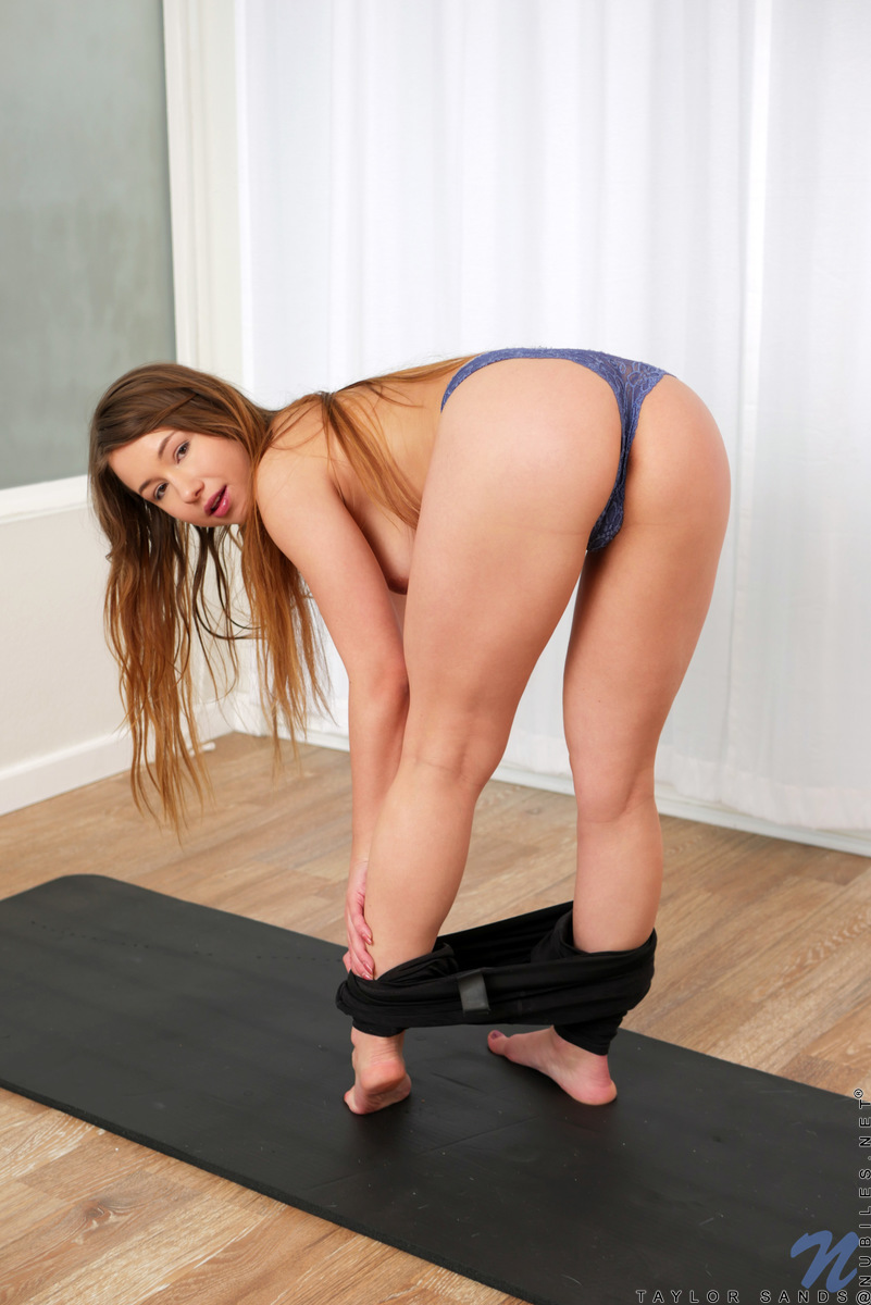 Nubiles.net - Taylor Sands: Yoga Body