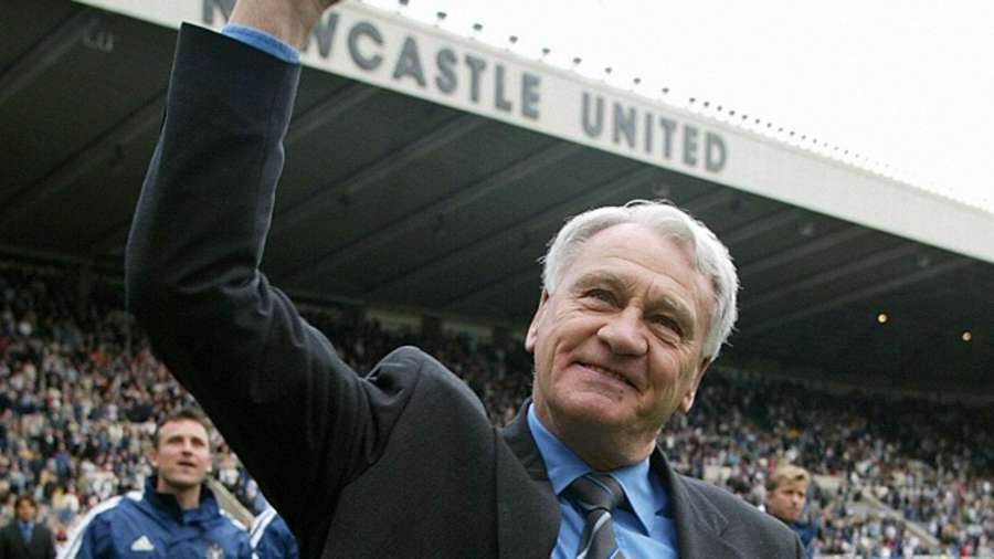 NUFC  United To Unveil Sir Bobby Statue