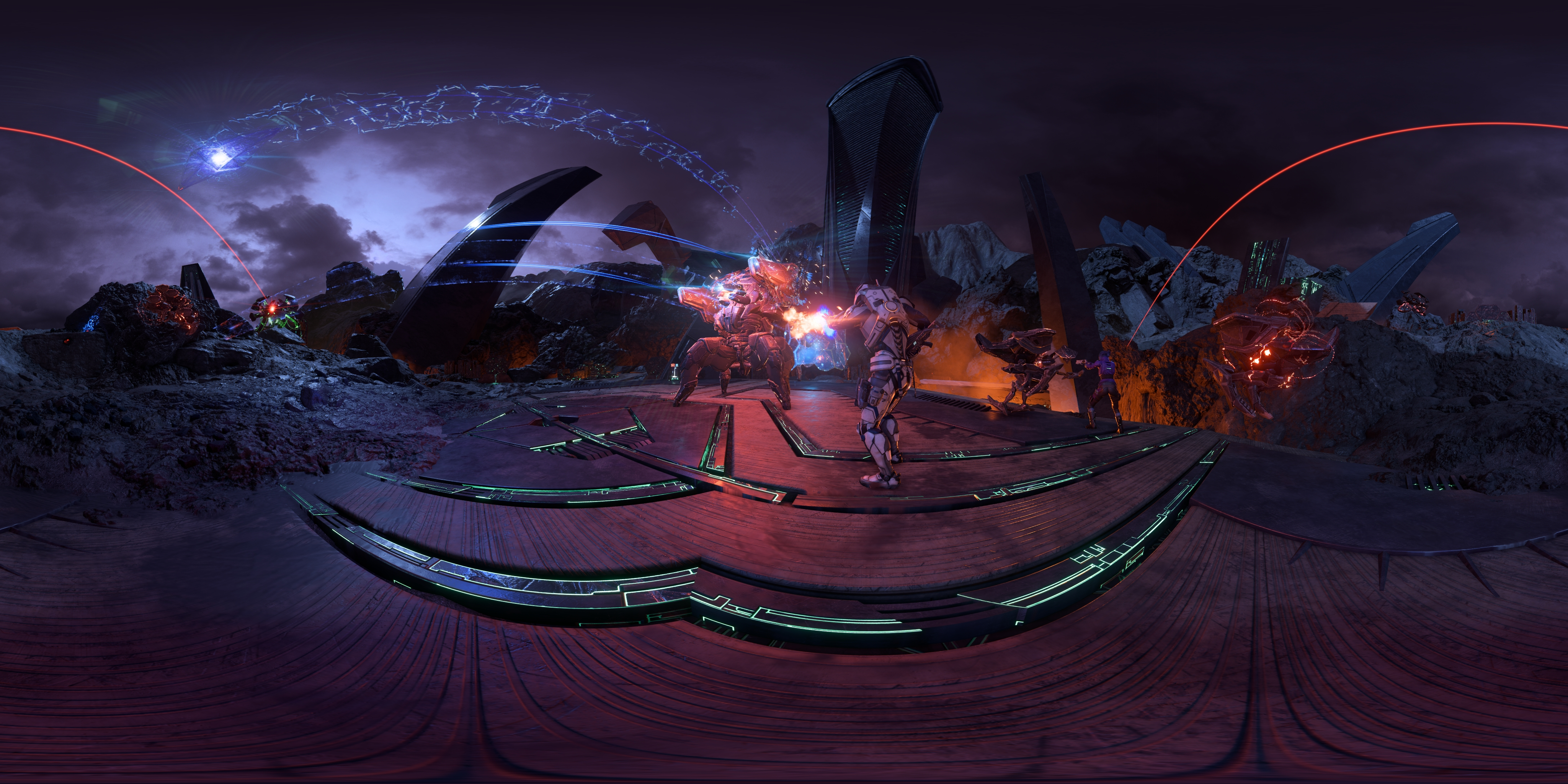 Resultado de imagem para Mass Effect Andromeda Nvidia