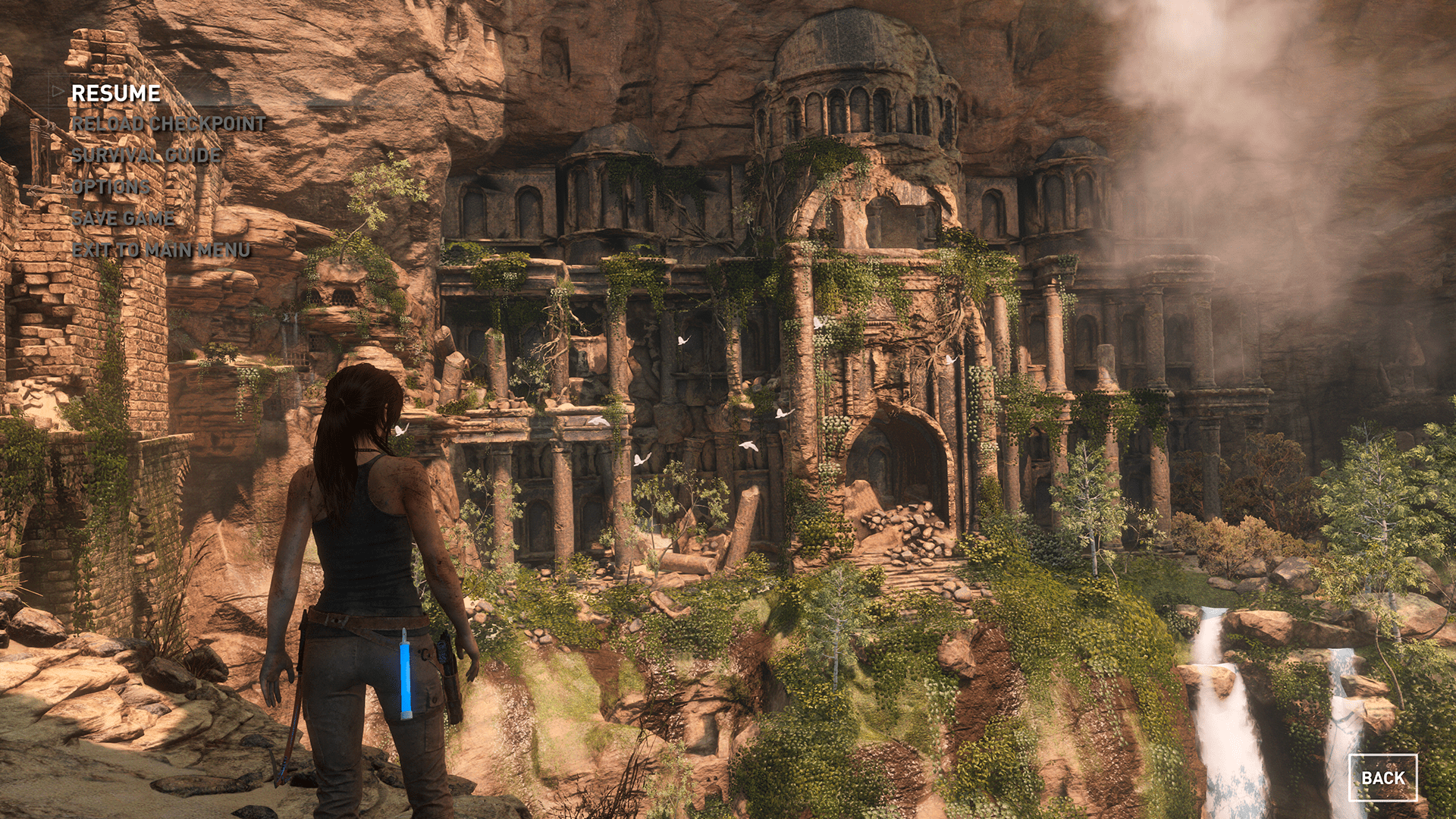 GeForcecom Rise of the Tomb Raider Level of Detail Interactive Comparison Very High vs Low